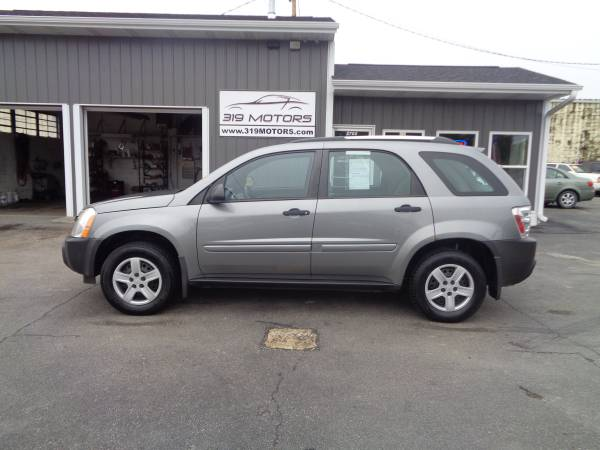 2005 CHEVY EQUINOX LS AWD