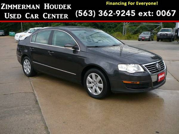 2007 *Volkswagen Passat* 2.0T Wolfsburg Edition - GOOD OR BAD CREDIT!