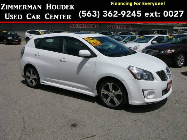 2009 *Pontiac Vibe* GT - GOOD OR BAD CREDIT!