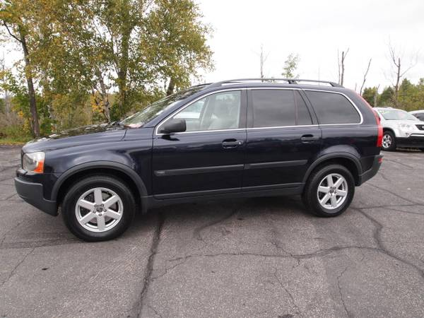 2006 VOLVO XC90 2.5T AWD 117K NEW TIRES! NEW T-BELT KIT! 7-PASSENGER!