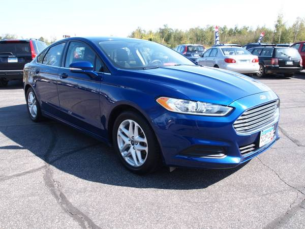 2013 FORD FUSION SE 77K MILES CLEAN! ~ONE-OWNER~ GAS-SAVER!