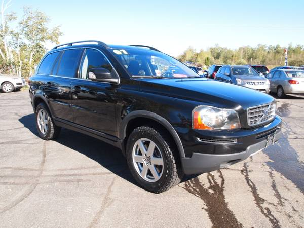 2007 VOLVO XC90 3.2 5-PASSENGER FWD NEW A/T TIRES! NICE BUDGET SUV!