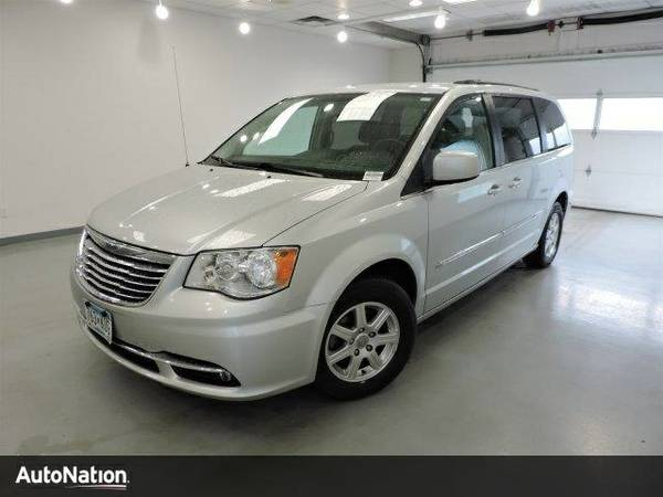 2012 Chrysler Town & Country Touring SKU:CR229312 Regular