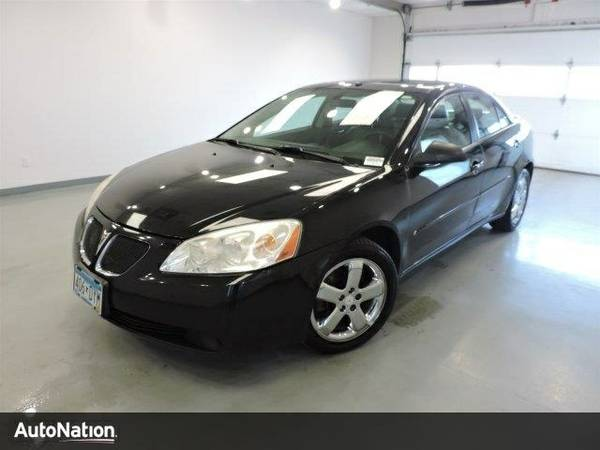 2007 Pontiac G6 GT SKU:74147109 Sedan