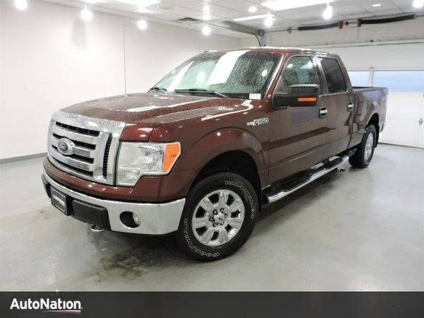 2009 Ford F-150 SuperCrew XLT SKU:9FB31435 SuperCrew Cab