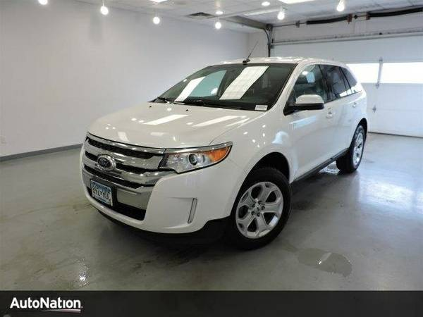 2012 Ford Edge SEL SKU:CBA92318 SUV