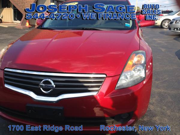 2009 Nissan Altima - Easy credit, easy approval!