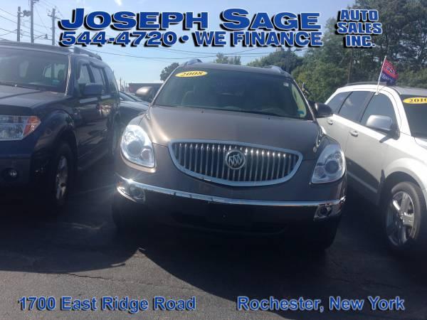 2008 Buick Enclave CXL - Guaranteed financing!