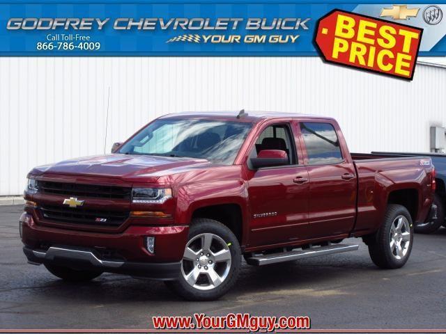 Used 2017 Chevrolet Silverado 1500 LT