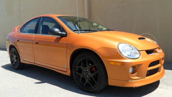 2005 Dodge Neon SRT4 ((-0-DOWN-))