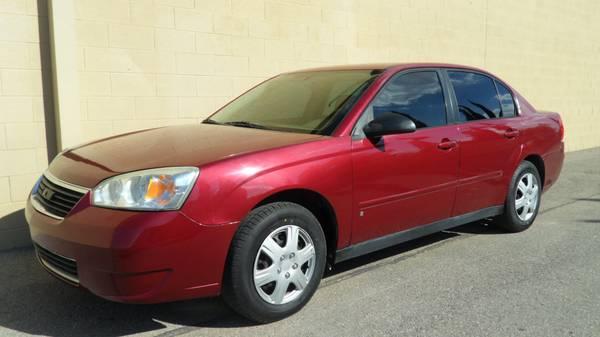 2007 Chevy Malibu LS ((-0-DOWN-))