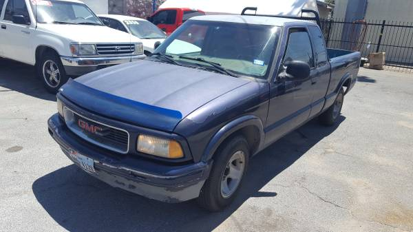 1996 GMC Sonoma Truck