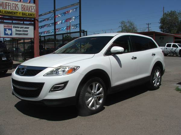 **2011 MAZDA CX9**GRAND TOURING**3RD SEAT**LOADED**