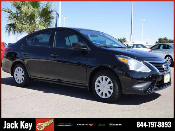 2016 Nissan Versa - *EASY FINANCING TERMS AVAIL*