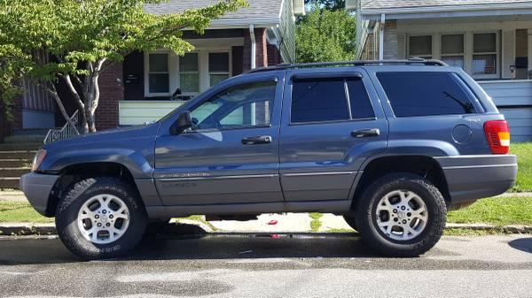 2001 Jeep Grand Cherokee Laredo 4x4