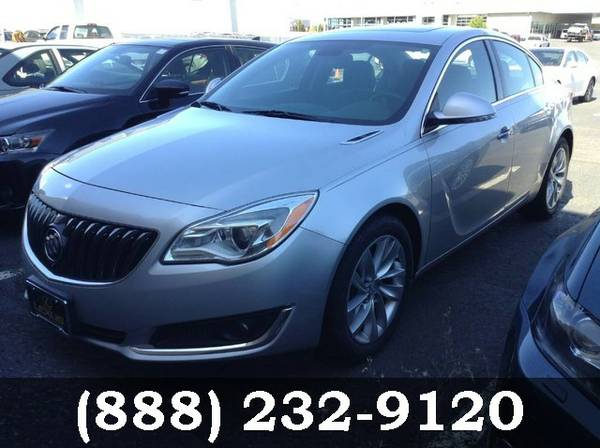 2014 Buick Regal Quicksilver Metallic *Priced to Go!*