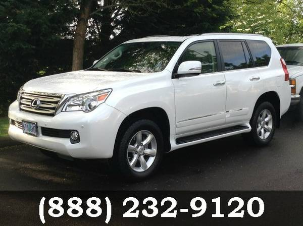 2013 Lexus GX 460 Starfire Pearl **FOR SALE**-MUST SEE!