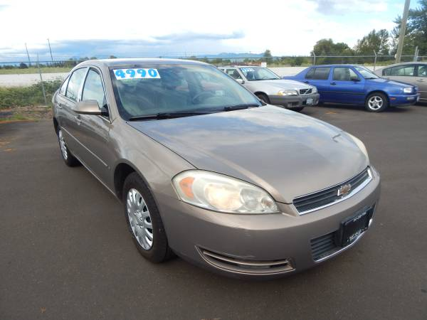 2006 CHEVROLET IMPALA LS. *139,509 MILES* EASY FINANCING.