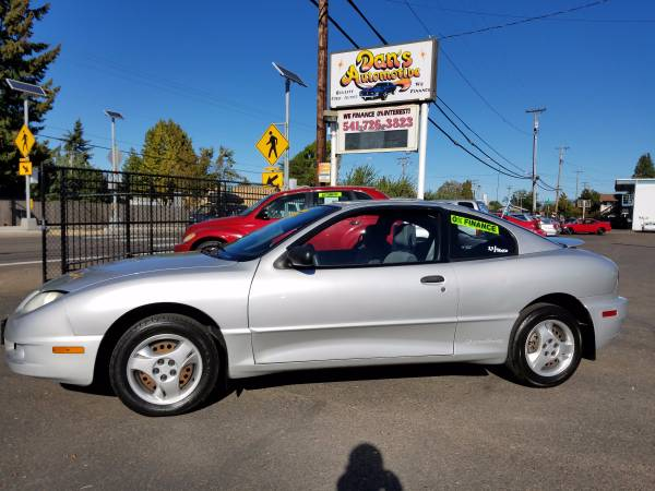 2004 Pontiac SunFire Coupe TRUE In-House Financing! NO CREDIT CHECK