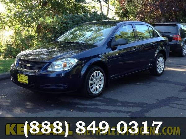 2010 Chevrolet Cobalt Imperial Blue Metallic Awesome value!
