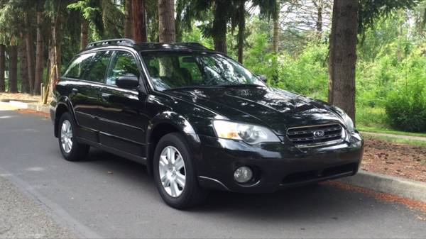 2005 Subaru Outback *New Timing Belt* *Subaru Warranty*