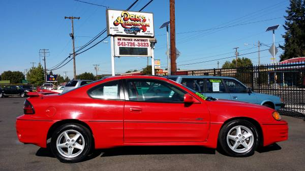 1999 Pontiac Grand Am Coupe! NO CREDIT CHECK! TRUE IN-HOUSE FINANCING!