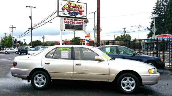 1995 Toyota Camary LE! No Credit Needed! 0% Interest Why PAY More?
