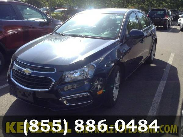 2015 Chevrolet Cruze Blue Ray Metallic Buy Today....SAVE NOW!!