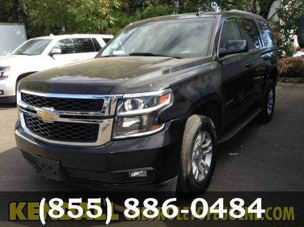 2015 Chevrolet Tahoe Black Good deal!***BUY IT***