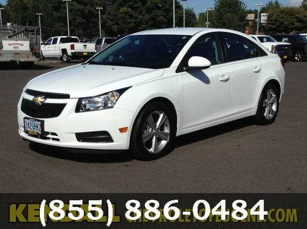 2014 Chevrolet Cruze Summit White Great Price! *CALL US*