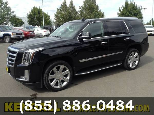 2015 Cadillac Escalade Black Raven WOW... GREAT DEAL!