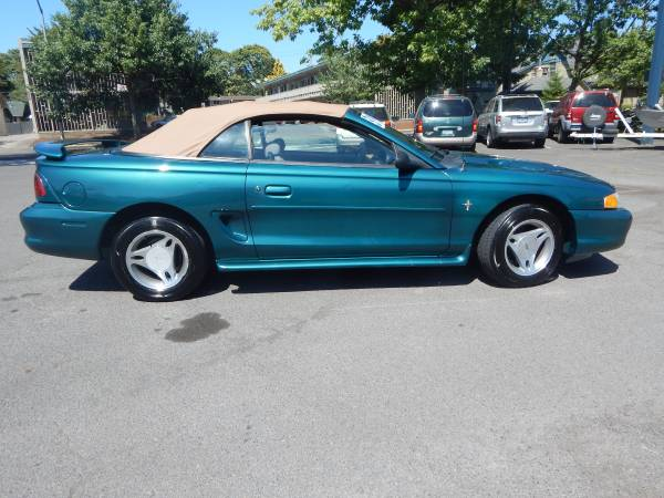 1998 FORD MUSTANG CONVERTIBLE. *EASY FINANCING*