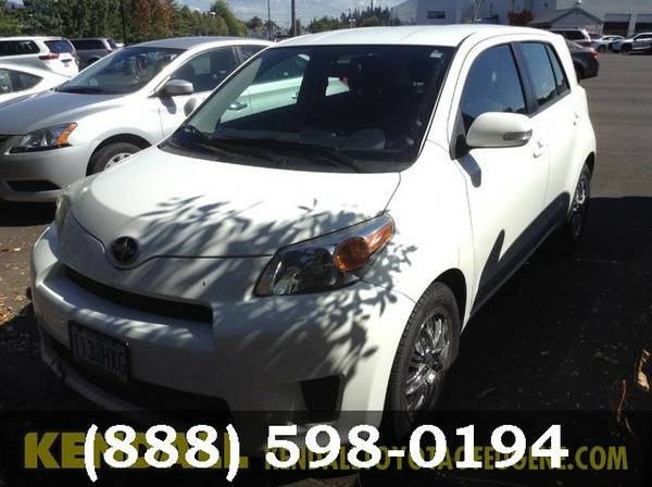 2009 Scion xD Super White ON SPECIAL!