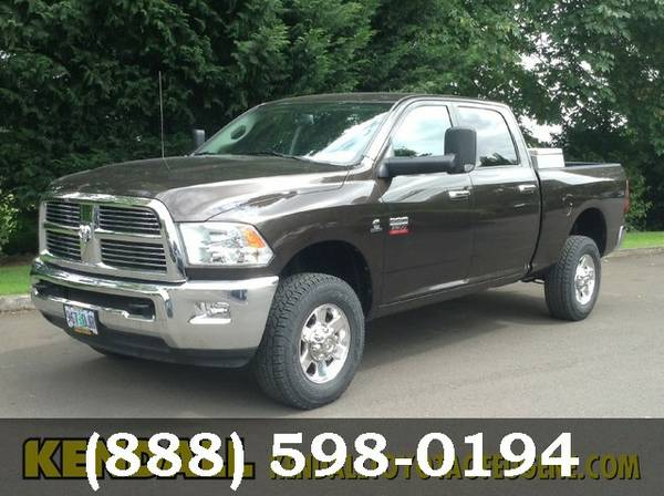 2010 Dodge Ram 2500 Rugged Brown Pearl Amazing Value!!!