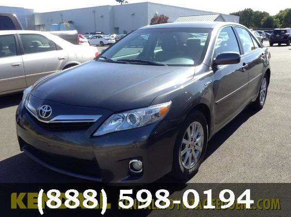 2010 Toyota Camry Hybrid GRAY MAGNETIC GRAY METALL Must See - WOW!!!
