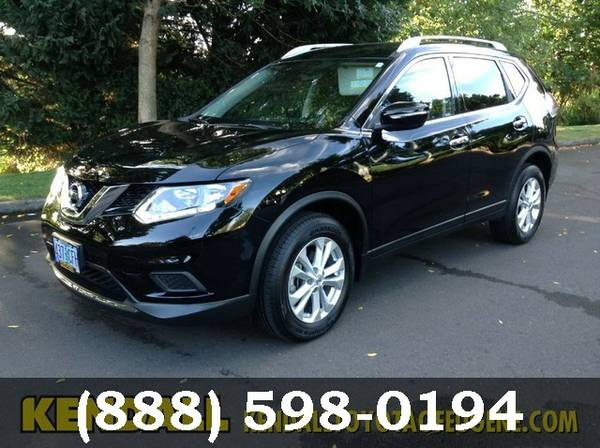 2015 Nissan Rogue Super Black *BIG SAVINGS..LOW PRICE*