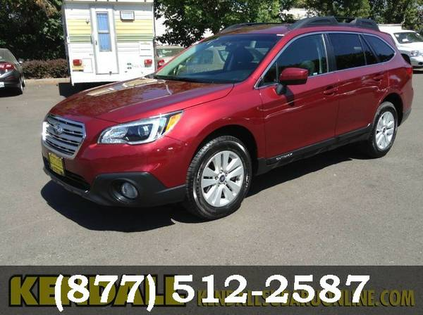 2015 Subaru Outback Venetian Red Pearl *SPECIAL OFFER!!*