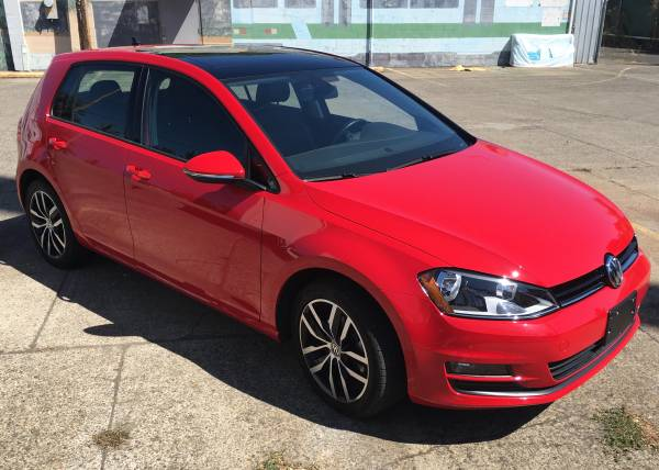 2015 VOLKSWAGON GOLF SE 1.8 TSI 16K LIKE NEW!