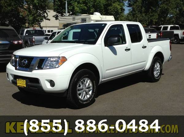 2016 Nissan Frontier Glacier White Priced to SELL!!!