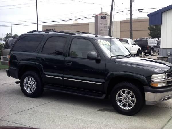 2004 Chevy Tahoe LT