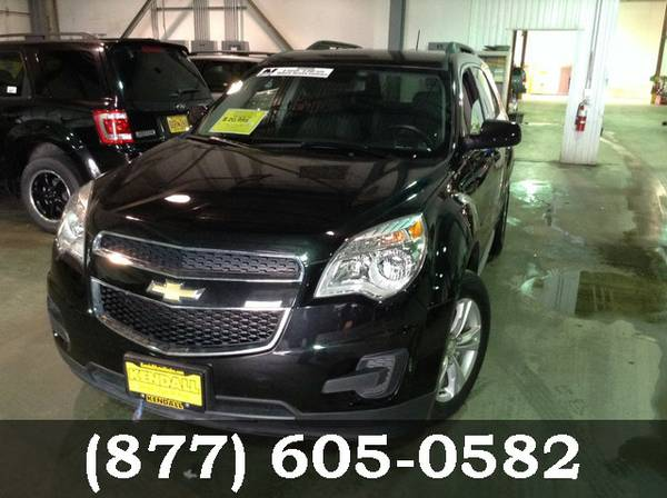 2014 Chevrolet Equinox Black Good deal!