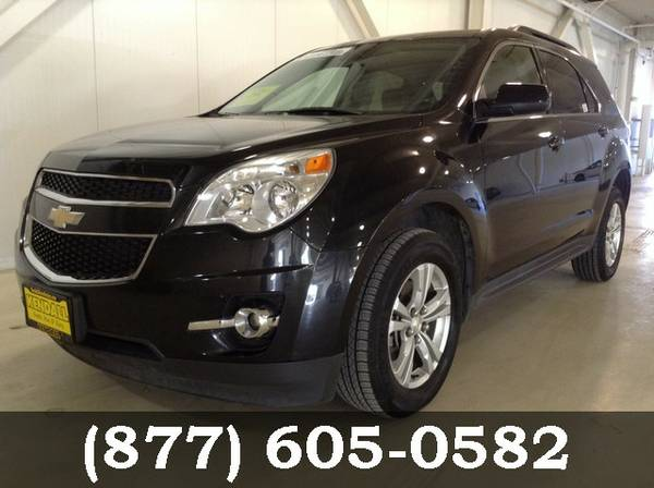 2013 Chevrolet Equinox Black Must See - WOW!!!
