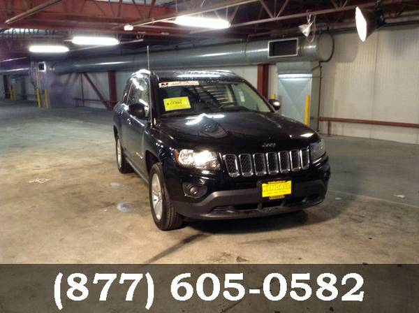 2015 Jeep Compass BLACK Buy Today....SAVE NOW!!