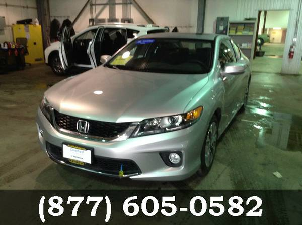 2014 Honda Accord Coupe ALABASTER SLV **FOR SALE**-MUST SEE!
