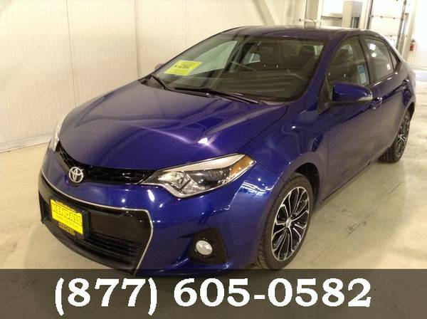 2015 Toyota Corolla Best Deal!!!