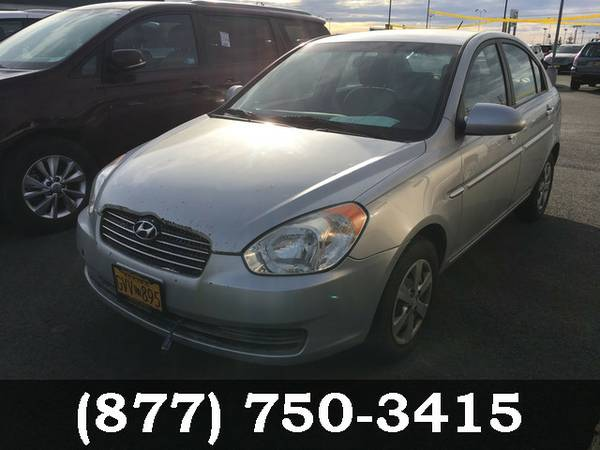 2009 Hyundai Accent Platinum Silver Great Deal**AVAILABLE**