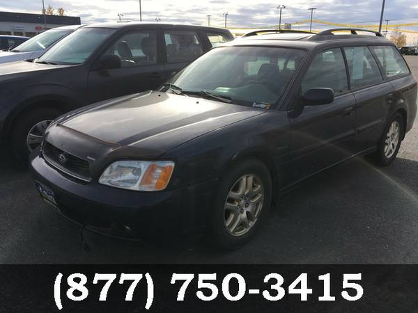 2004 Subaru Legacy Wagon Natl BLUE LOW PRICE - Great Car!