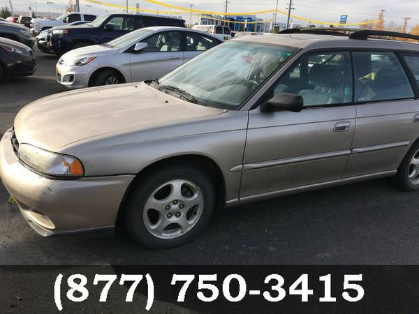 1999 Subaru Legacy Wagon TAN Sweet deal!!!!