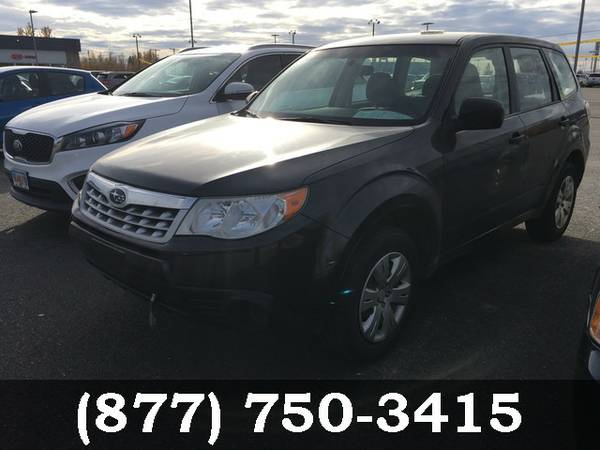 2011 Subaru Forester GREY *Priced to Go!*