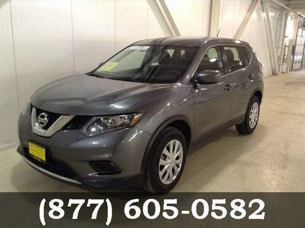 2016 Nissan Rogue Call Today**BIG SAVINGS**